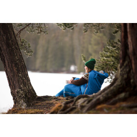 Helsport Glitterheim Spring Sleeping Bag bright blue